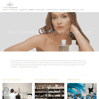 Concept Laboratories