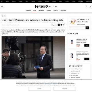 Jean-Pierre Pernaut, à la retraite- Sa femme s'inquiète