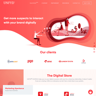 Digital Transformation and Omnichannel Customer Experience CRM - UNFYD®COMPASS.