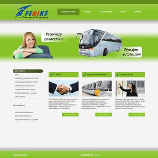 Firma Transportu Drogowego - FTD FENIKS