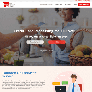 Merchant Services and Payment Processing for Businesses