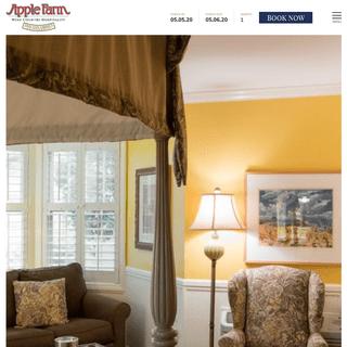 Charming Hotel in San Luis Obispo - Apple Farm Inn