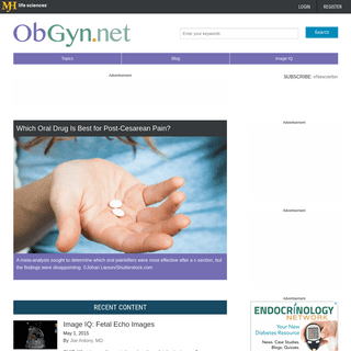 A complete backup of obgyn.net