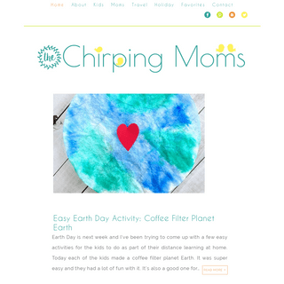 ArchiveBay.com - thechirpingmoms.com - The Chirping Moms -