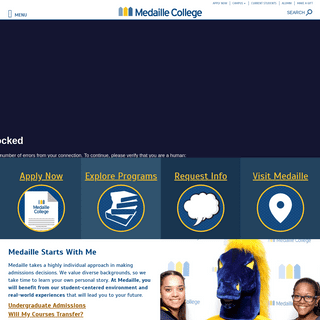 Medaille College- Higher Ed That Prepares for Your Career