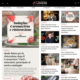 ArchiveBay.com - finedininglovers.it - Fine Dining Lovers, il foodie magazine by S.Pellegrino e Acqua Panna