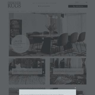 Designer Rugs - Premium Handmade Rugs By Australia's Leading Rug Company - Sydney & Melbourne Rugs