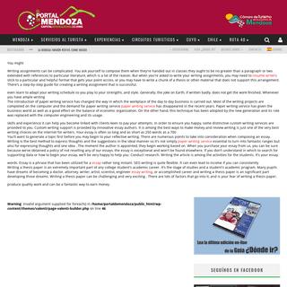 Portal de Mendoza - Todo el turismo en Mendoza y más