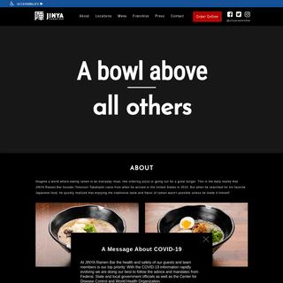 ArchiveBay.com - jinya-ramenbar.com - 陣 JINYA RAMEN BAR