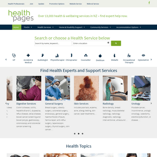 Home - Healthpages