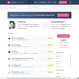 ArchiveBay.com - uxjobsboard.com - UX Jobs Board - User Experience Jobs - UX Design Jobs