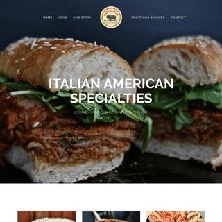 ArchiveBay.com - rinaldos.ca - Rinaldo's Italian American Specialties