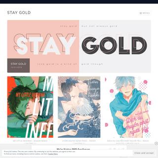 Stay Gold – Mi Casa