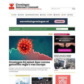 ArchiveBay.com - gic.nl - Het laatste nieuws uit Groningen