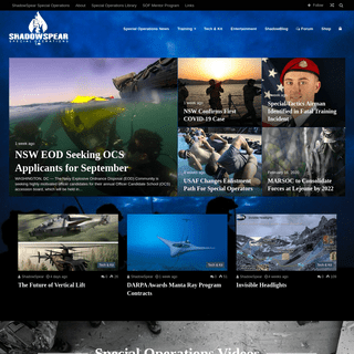 Special Operations - ShadowSpear Special Operations Community