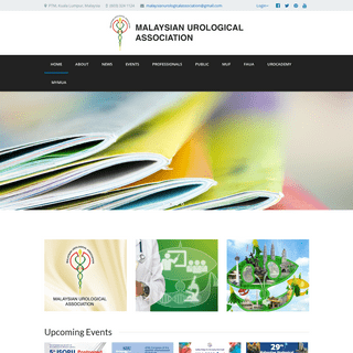 Malaysian Urological Association – Official website of MUA