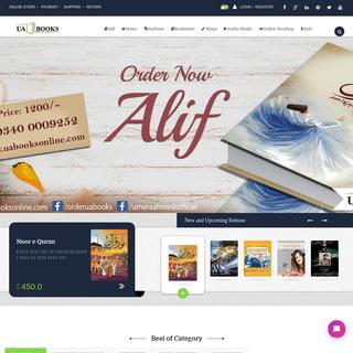 UA Books - Umera Ahmed Books