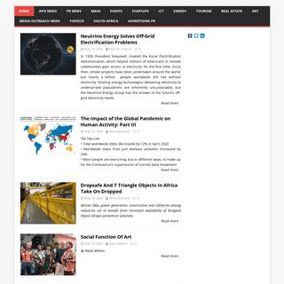 AfricaBusiness.com – African Business Magazine
