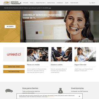 Chevrolet Servicios Financieros