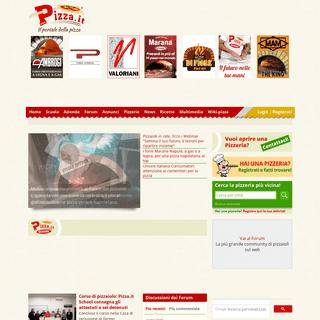 Pizza.it - Il portale della pizza