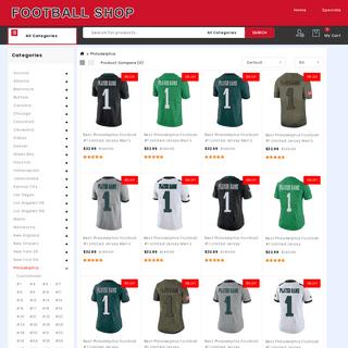 Philadelphia Jerseys Authentic - Team Philadelphia Football Jerseys For Mens-Womens-Youth