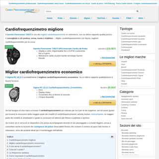 Cardiofrequenzimetro- guida all'acquisto del cardio migliore!