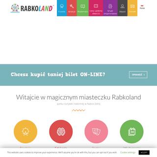 Rabkoland - Najlepszy Park Rozrywki dla Dzieci