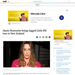 ArchiveBay.com - www.stuff.co.nz/entertainment/music/119596311/alanis-morissette-brings-jagged-little-pill-tour-to-new-zealand - Alanis Morissette brings Jagged Little Pill tour to New Zealand - Stuff.co.nz
