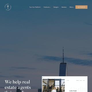 Luxury Presence - Award-Winning Real Estate Websites & Marketing
