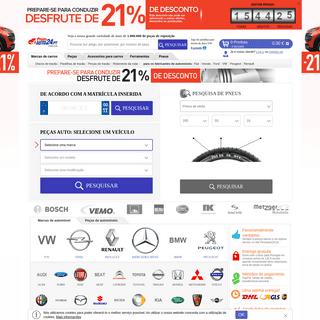 Peças auto online- compre pecas para automóveis baratas
