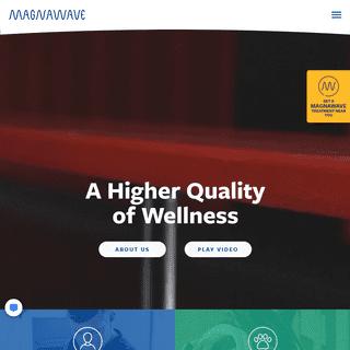 A complete backup of magnawavepemf.com