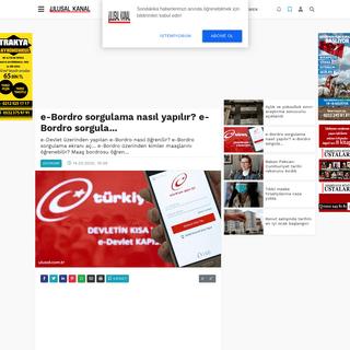 e-Bordro sorgulama nasıl yapılır- e-Bordro sorgula... haberi- Son Dakika Haberleri