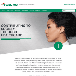 Terumo Medical Corporation - Home