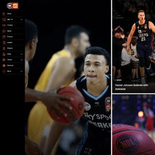 National Basketball League - NBL