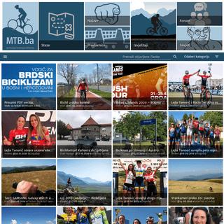 MTB.ba - promocija brdskog biciklizma