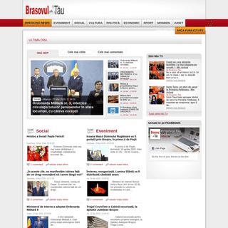 Stiri din Brasov de ultima ora - Stiri online din Romania