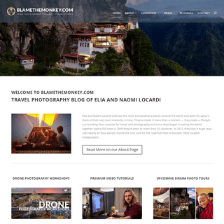 2017 Home Page - Travel Photography Blog of Elia Locardi and Naomi Locardi - Pro Travel Photographers