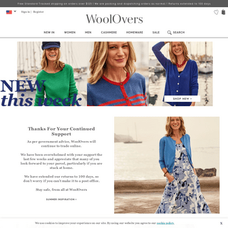 WoolOvers US - Cashmere, Wool, and Cotton Sweaters and Knitwear