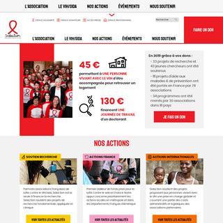 ArchiveBay.com - sidaction.org - Sidaction - Association de lutte contre le sida