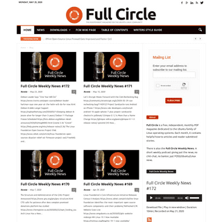 Full Circle Magazine - The independent magazine for the Ubuntu Linux community.
