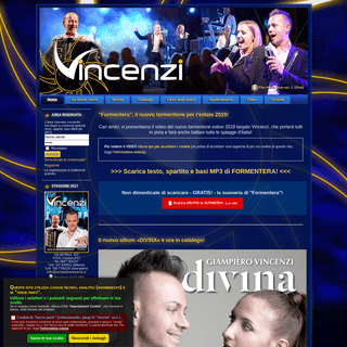 Vincenzi - Orchestra Spettacolo