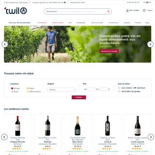 ArchiveBay.com - twil.fr - Achat vente de vin et champagne direct producteur