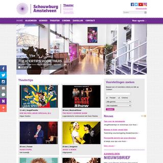 Schouwburg Amstelveen - Theater - Film - Verhuur