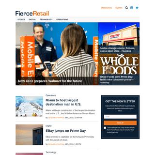 Retail News - Retail Technology - Retail Trends - FierceRetail