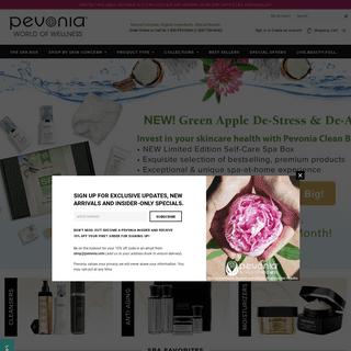 Pevonia Botanica - Natural Skin Care Solutions