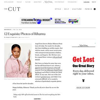 ArchiveBay.com - www.thecut.com/2020/02/12-exquisite-photos-of-rihanna.html - 12 Exquisite Photos Of Rihanna