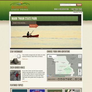 Missouri State Parks