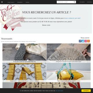 Art Chiffon Collection - Linge Ancien, Antiquités & Brocante