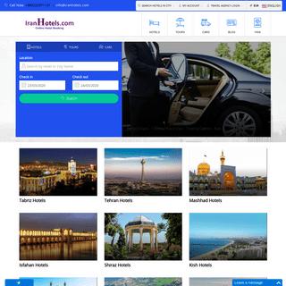 Iran Hotels ®-Iran Hotel Online Booking