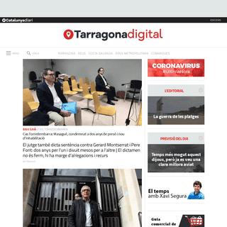 TarragonaDigital.com - Notícies de Tarragona